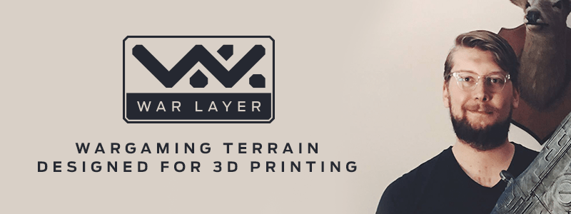Interview with Andrew Askedall from Warlayer Terrain.
