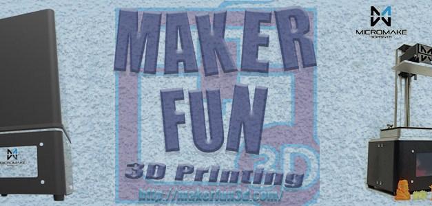 Micromake L2 DLP printer: Info and Reviews