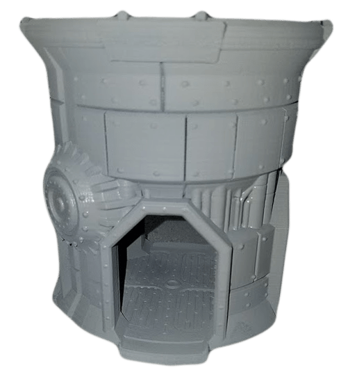 photograph relating to 2d Printable Terrain identified as Necromunda Terrain - Underhive » Company Enjoyable 3D - 3D Printing