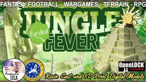 Jungle Fever Kickstarter