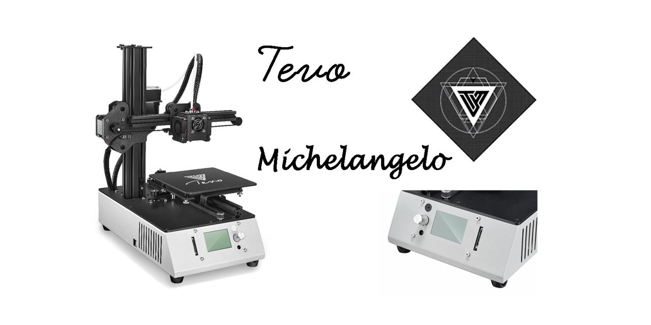 Tevo Michelangelo – The Newst Tevo 3D Printer