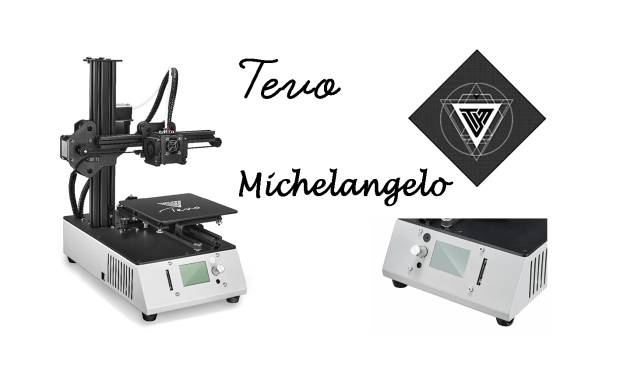 Tevo Michelangelo – The Newst Tevo 3D Printer