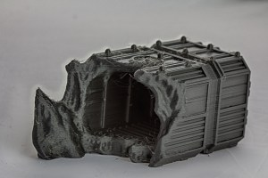 Warlayer Wargame terrain - printed CR10s (10 of 10)
