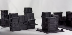 Boxes and Crates from Imperial Terrain for Star Wars Legion