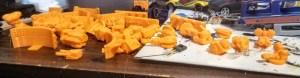 Hayland Terrain 3D printed Car Parts