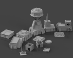 Gaming Terrain by Matt Mason