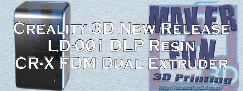 Creality 3D LD-001 DLP Resin