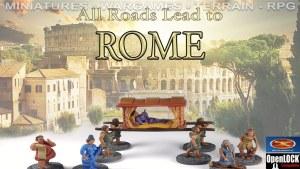All Roads Lead to Rome - Kickstarter
