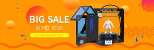 Anycubic Mid Year Sale
