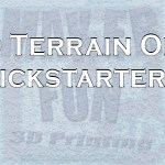 3D PRINTABLE TERRAIN & MINIATURE KICKSTARTERS: November 2020