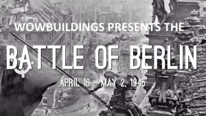 The Battle For Berlin 3D printing terrain stl files