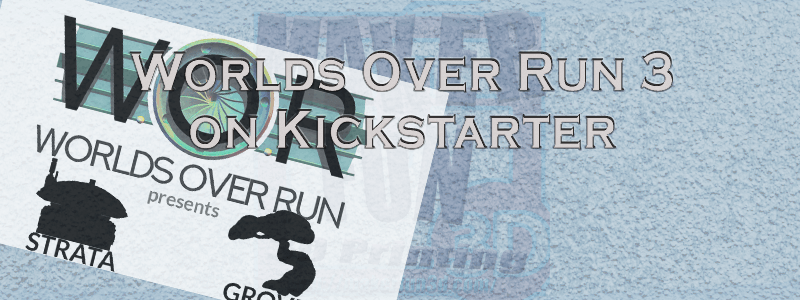 Worlds Over Run – Catalog 3
