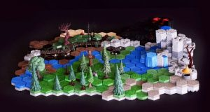 HyGround 3D Printable Tabletop Gaming Terrain
