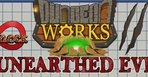 DungeonWorks II - 3D Printer Modular Fantasy Dungeon Tiles