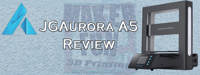 JGAurora A5 Review – Large Size Great Price