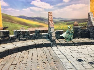Savage Realms Citadel - In Play