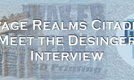 Savage Realms Citadel – Jeremy Gosser Interview