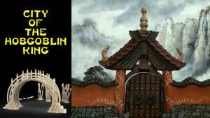 City of the Hobgoblin King- 3D Printable Fantasy RPG Terrain