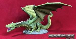 DRAGONLOCK™ 3D Printable Miniatures