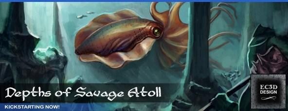 Depths of Savage Atoll