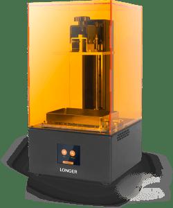 Orange 30 by Longer 3D