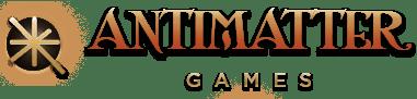 Antimatter Games