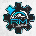 RM Printable Terrain – Arvalon 8 Kickstarter