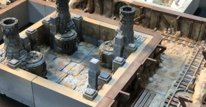 3D Printable Fantasy Dwarven Mine RPG Dungeon Tiles