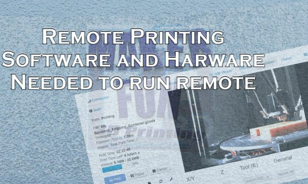 HOW TO: Remote Printing – Run your Printer from anywhere