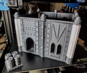 Corvus Games Terrain : Corvus Prime Kickstarter