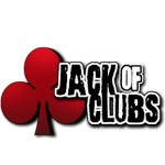 Jack of Clubs Painting