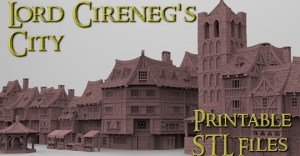 Lord Cireneg's City