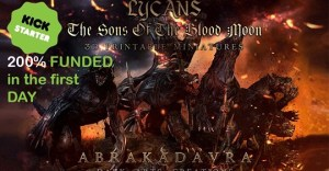 Lycans - Sons of the Blood Moon