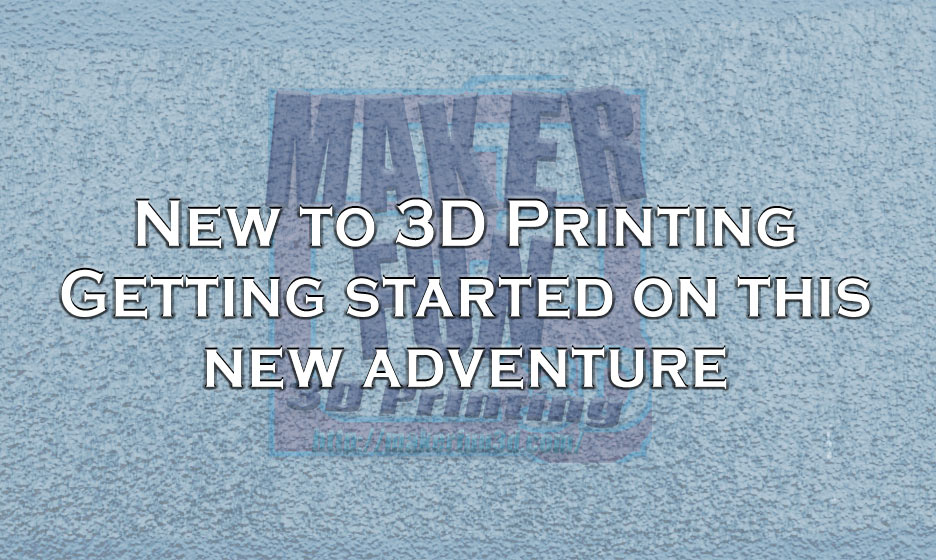New to 3D Printing?  Resin or FDM