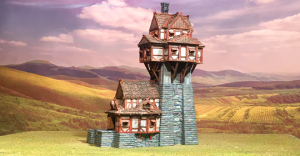 2' Tower: A Tall Tale for 3D Printing (+ Free Siege Tower)
