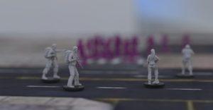 Alpha Team - A Zombie Apocalypse Paramilitar Survivor Team