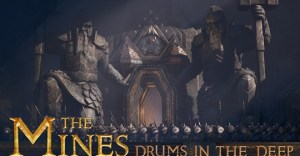 The Mines: Drums in the deep (STL files for miniatures)