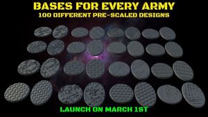 Bases for every army