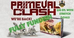 Primeval Clash