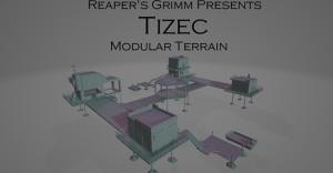 TIZEC: Waterfront Modular Terrain