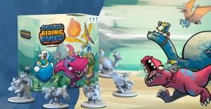 Dodos Riding Dinos