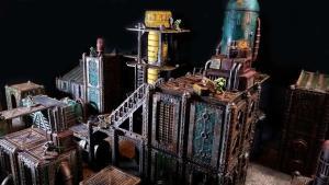 Sector Corvus Prime 3D printable terrain