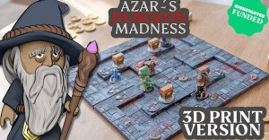Azar's Dungeon Madness