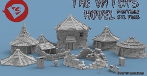 The Witch's Hovel