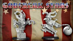 Gobfreak Stars 3D