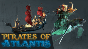 Pirates of Atlantis
