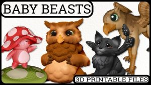 Baby Beasts Collection