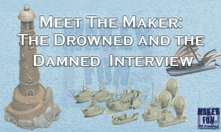The Drowned and the Damned – Meet the Makers