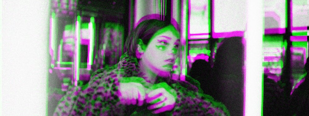 RGB Split Photo Effect