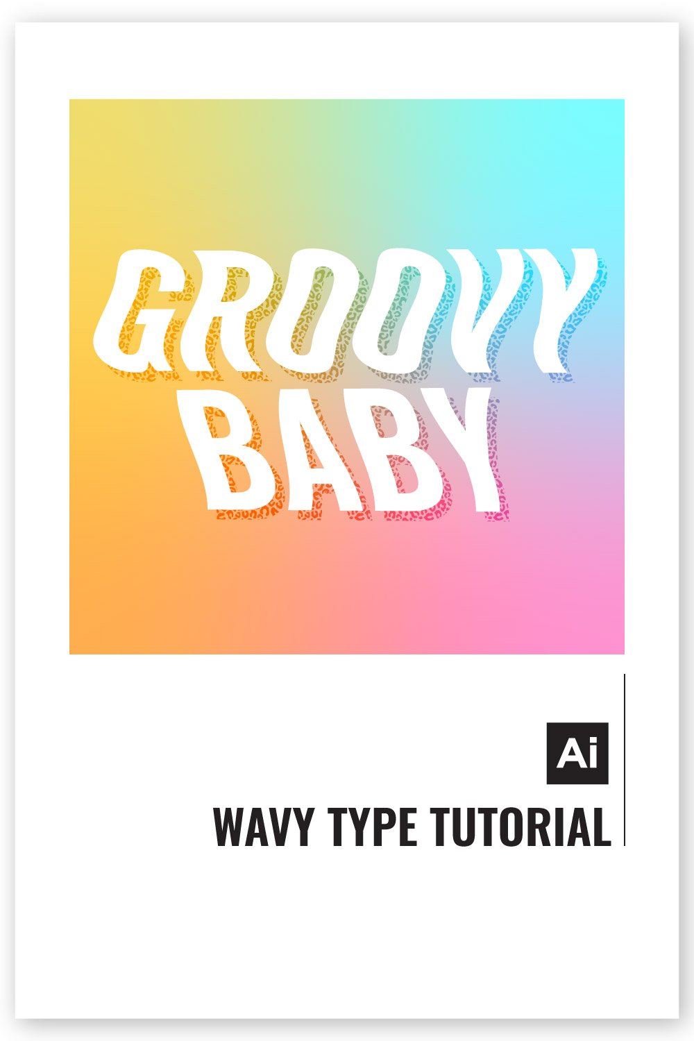 wavy text tutorial adobe illustrator